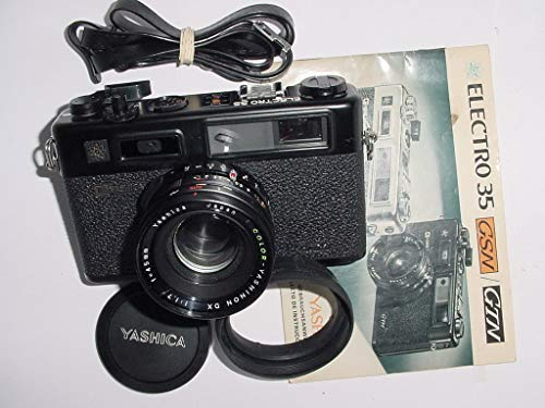 YASHICA ELECTRO 35 GTN 35mm Film Rangefinder Camera with 45mm F/1.7 Lens