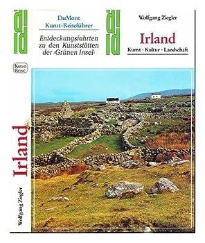"""Perfect Paperback Irland : Kunst, Kultur und Landschaft: Entdeckungsfahrten zu den Kunststa¨tten der """"Gru¨nen Insel"""" (DuMont Kunst-Reisefu¨hrer) (German Edition) [German] Book"""
