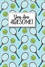 Tennis gift - Tennis Journal: Tennis Notebook, tennis book, tennis gifts for women, tennis kids gift, tennis gifts for kid...