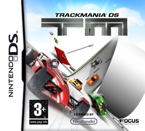 Koch Media Trackmania DS - Juego (DEU)