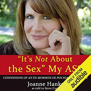 'It's Not About the Sex' My Ass audiobook cover art