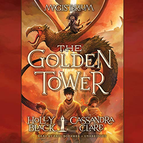 Couverture de The Golden Tower