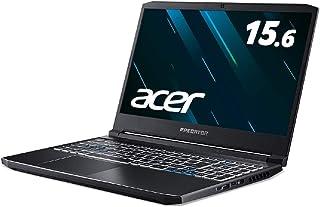 Acerゲーミングノートパソコン Predator Helios 300 PH315-53-A73Y7 15.6型 Corei7-10750H 32GB SSD512GB NVIDIAGeForce RTX2070 with Max-Q Des...