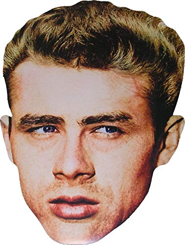 Movie Stars Hollywood Star - James Dean -Gesichtsmasken aus steifen Karten