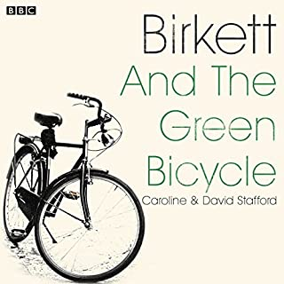 Birkett and the Green Bicycle cover art