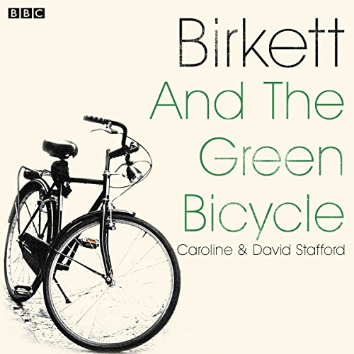 Birkett and the Green Bicycle audiobook cover art