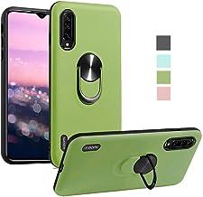 Heavy Duty Hard Cover for Xiaomi Mi A3 lite case(Not Fit Mi A3 Xiaomi Mi CC9 Case 360 Degree Rotating Kickstand with Magne...