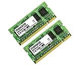 4GB Dual Channel kit (2X 2GB) per Fujitsu Siemens Esprimo Mobile V5535DDR2667MHz PC2–5300So DIMM memoria ram