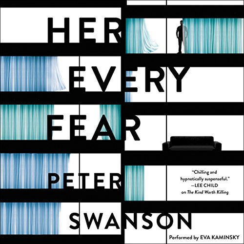 Her Every Fear  By  cover art