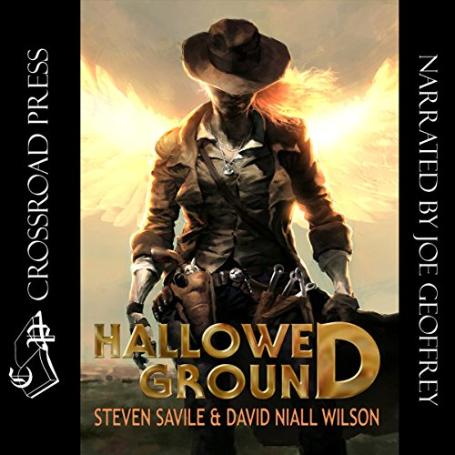Hallowed Ground audiobook cover art