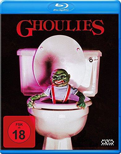 Ghoulies 1 (Uncut) [Blu-Ray] [Import]