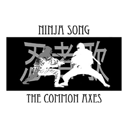 Ninja Song by The Common Axes on Amazon Music - Amazon.com