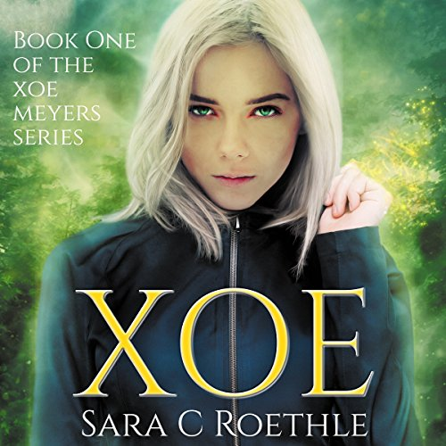Xoe audiobook cover art