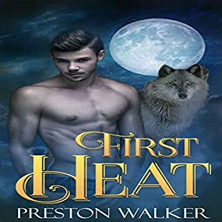 First Heat audiobook cover art