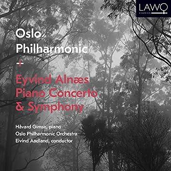 Eyvind Alnæs (Piano Concerto & Symphony)