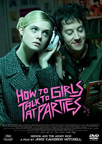 【Amazon.co.jp限定】パーティで女の子に話しかけるには(劇場プレス付き) [DVD]