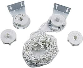 accessori per tenda a perno Tenda a rullo manuale da 38 mm con catena cerniera volet roulant per finestra accessori per il bagno e la casa