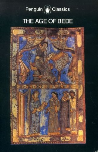 The Age of Bede. Bede-Life of Cuthbert. Eddius Stephanus-Lif