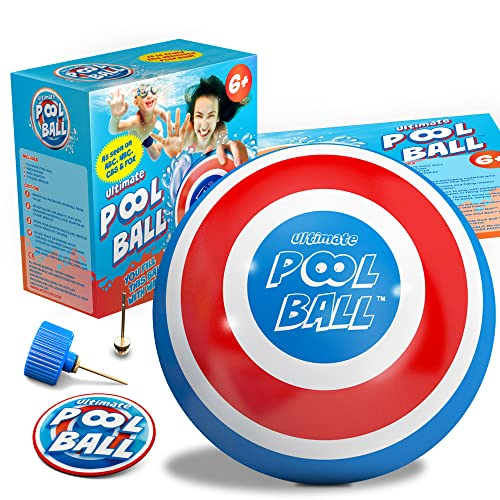 The Ultimate Pool Ball