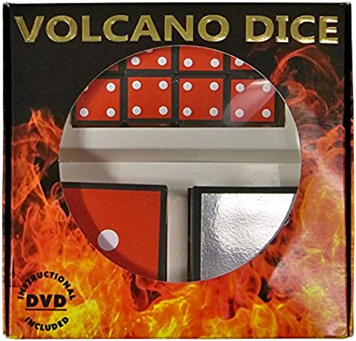 MMS Volcano Die by Joker Magic - Trick by M & M's