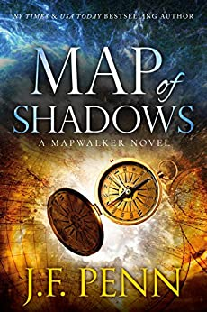 Map Of Shadows (Mapwalkers Book 1) by [J.F. Penn]