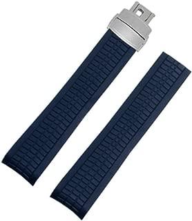 patek philippe blue rubber strap