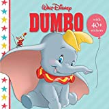 Disney: Dumbo [With 40 Stickers] (Disney Classic 8 X 8)