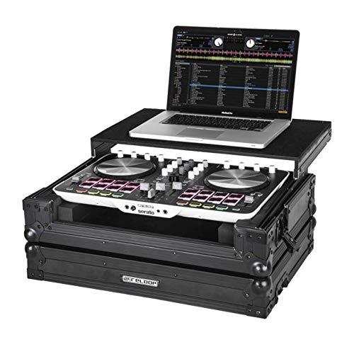 Reloop BeatMix 2 MK2 Serato DJ Controller 2-Kanal Performance Pad Bundle