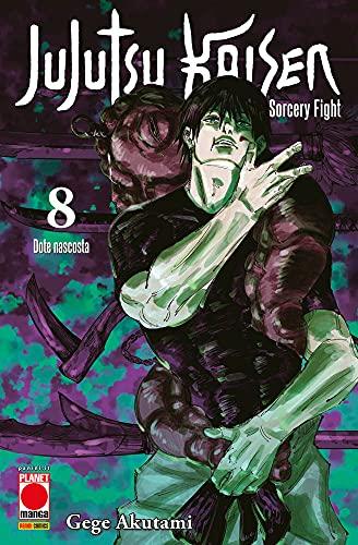 Jujutsu Kaisen. Sorcery Fight. Dote nascosta (Vol. 8)