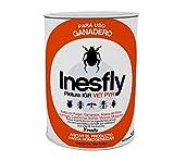 Pintura Insecticida Inesfly para eliminar plagas en entornos ganaderos (flebotomos, mosquitos, pulgas, etc)