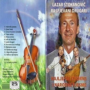 Najljepse izvorne i narodne pjesme