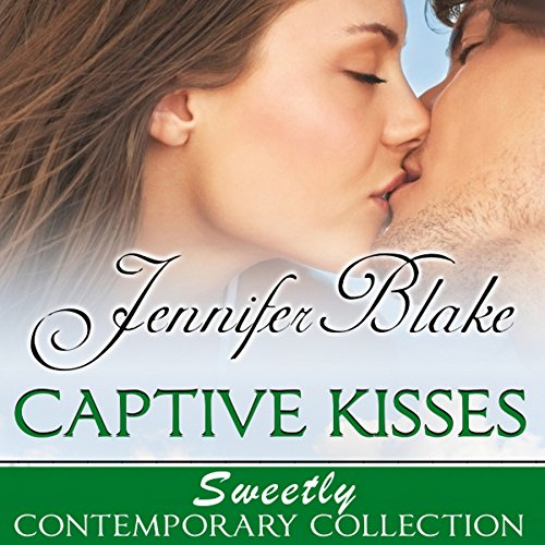 Captive Kisses audiobook cover art