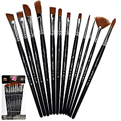 The 10 Best Oil Paint Brushes