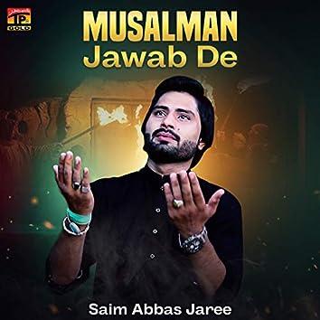 Musalman Jawab De - Single