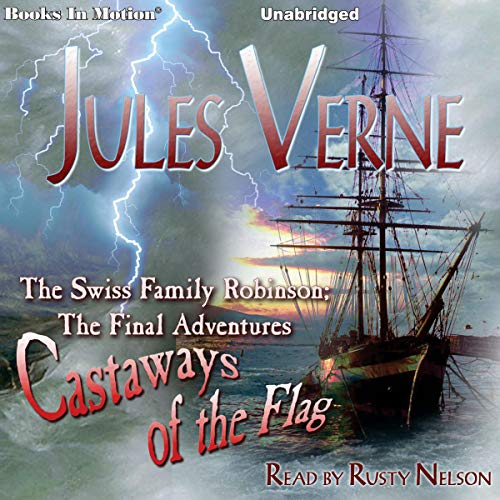 Page de couverture de The Swiss Family Robinson; The Final Adventures