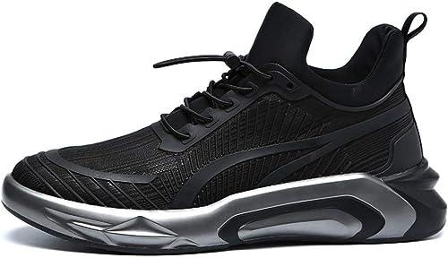 LIUYL Männer Männer Männer Sport Casual Schuhe Atmungsaktive Outdoor Leichte Klettern Gym Knit Mesh High-Top Mode Warme Turnschuhe  exklusive Designs