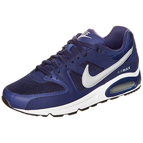 Nike Air MAX Command, Zapatillas de Trail Running para Hombre, Azul (Loyal Blue/Wolf Grey/White/White 402), 41 EU
