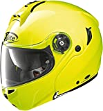 X-LITE CASQUE MODULABLE X1004 HI-VISIBILITY FLUO YELLOW