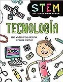 Tecnología: Juegos, Actividades y Temas Curiosos para el Aprendizaje Tecnológico: 1 (Stem)