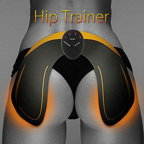 Smart Household Hip Trainer Prefect Ass Builder Buttock Tighter Lifter Massager Electric Vibration Muscle Stimulator Relaxtion Machine