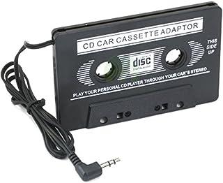 GoldenTrading Car Cassette for iPod/Zune MP3/CD Tape Deck Adapter