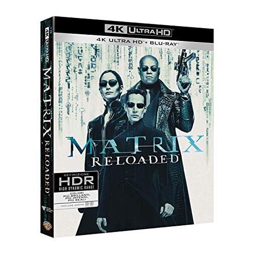 Matrix Reloaded (4K Ultra HD + 2 Blu-Ray)