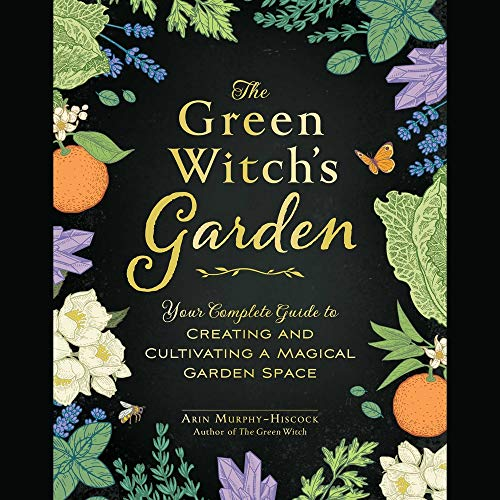 The Green Witch's Garden cover art