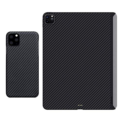 """PITAKA MagEZ Case for iPad Pro 11"""" 2020/2018 and Magnetic Case for iPhone 11 Pro Bundle. for iPad..."""