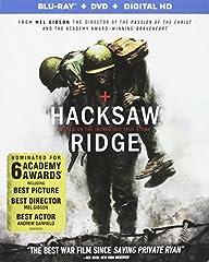 Hacksaw Ridge - Blu-ray + DVD + Digital HD Brand New