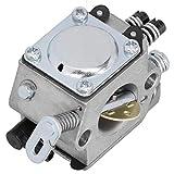 Carburateur adapté pour STIHL, carburateur, alliage d'aluminium de haute qualité professionnel haute efficacité pour tronçonneuse STIHL MS210 MS230 MS250