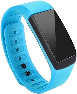 OKBY Podómetro - Up08 Smart Sports Bracelet Heart Rate Sleep Monitorización Seguimiento Bluetooth podómetro, Pulsera podómetro.
