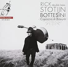 Bottesini: Capriccio di Bravura - Music for Double Bass by double bass Rick Stotijn