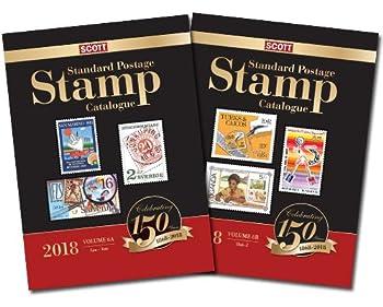 Scott 2018 Standard Postage Stamp Catalogue Volume 6: Countries San-Z from Around the World: Scott 2018 Volume 6 Catalogue San-Z Countries of the World 0894875388 Book Cover