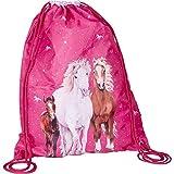 Busse Sportbeutel Pferdefreunde, pink